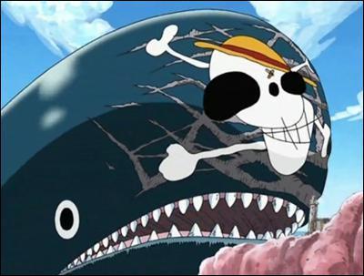 Comment s'appellent les deux personnes qui cherchent à tuer la baleine Laboon ?