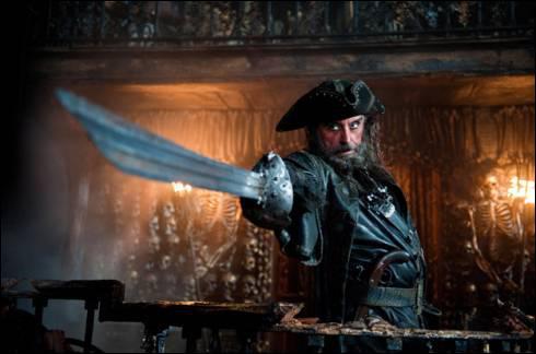 Quel pouvoir a l'épée de Barbe Noire ?