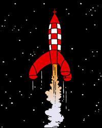 Comment s'appelle la fusée d'essai devant faire le tour de la Lune ?