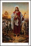 Un enseignement de Jésus.complètez la phrase : Si le grain de blé qui est tombé en terre ne meurt, ... ... ... ... . . ; mais, s'il meurt, il porte beaucoup de fruit.