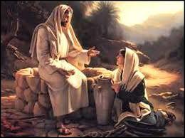 A quelle femme Jésus parle t-il, près du puits de Jacob, à Sychar en Samarie ?
