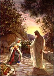 Jésus ressuscite au :
