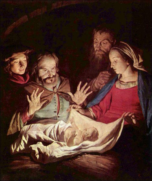 Qui est le père de Jésus ?