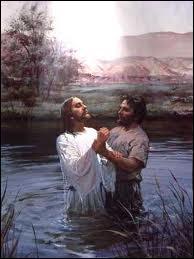 Qui baptisera Jésus dans le Jourdain ?