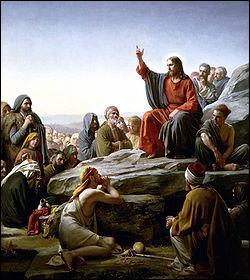 Au cours du sermon sur la montagne Jésus dira : heureux ceux qui ont le coeur pur, car ...