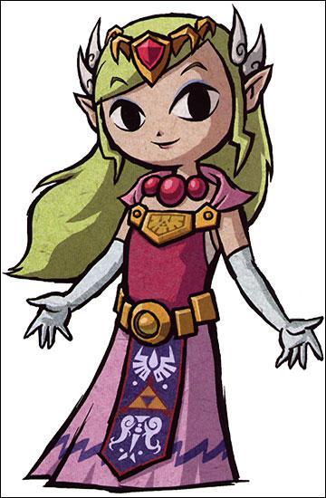 Quel est le nom de cette princesse ?
