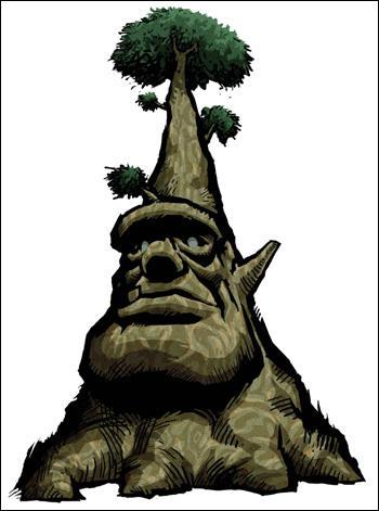 Qui est cet arbre énorme ?