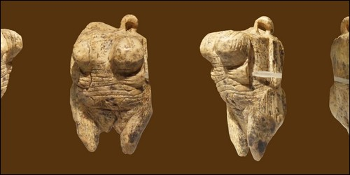 Quelle statuette féminine est la sculpture la plus ancienne jamais trouvée ?
