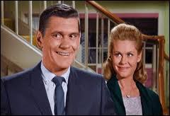 Qui est ce couple de la série 'Ma sorcière bien-aimée' ?