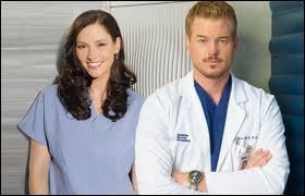Qui est ce couple de la série 'Grey's Anatomy' ?