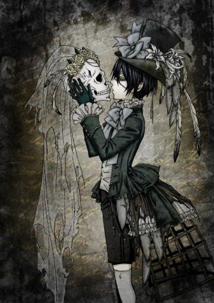 Personnage Kuroshitsuji (Black Butler)