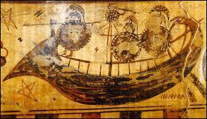 Après la bataille navale d'Actium en - 31 - une défaite pour Antoine - Que fait-il ?