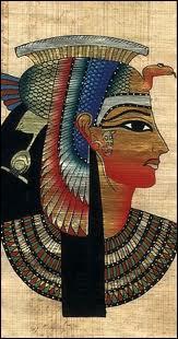 La reine d'Egypte demeure environ deux années à Rome. Elle était très aimée des Romains.