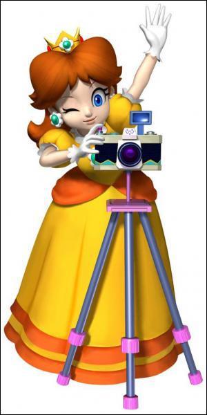 Son symbole est une marguerite, c'est la petite amie de Luigi.