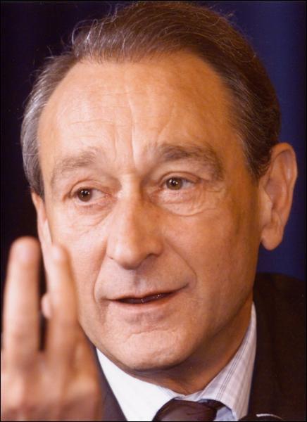 Et Bertrand Delanoë le maire de Paris ?