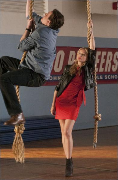 Dans quelle comédie Cameron Diaz interprète-t-elle une prof déjantée et sexy ?