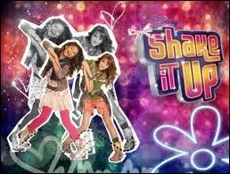 Qui a chanté pour le générique de Shake it up ?