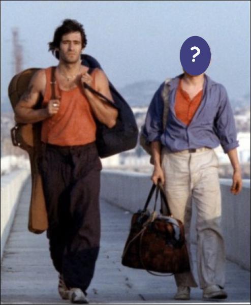 Qui est avec Gérard Lanvin ?