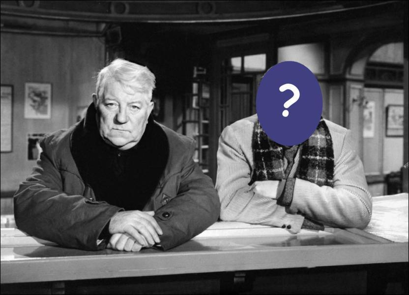 Qui est avec Jean Gabin ?
