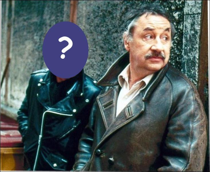 Qui est avec Philippe Noiret ?