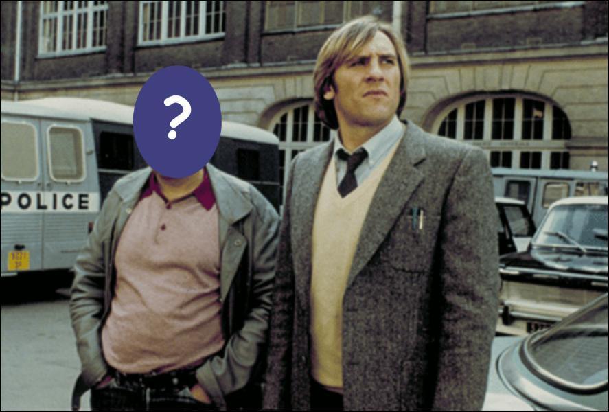 Qui est avec Gérard Depardieu ?