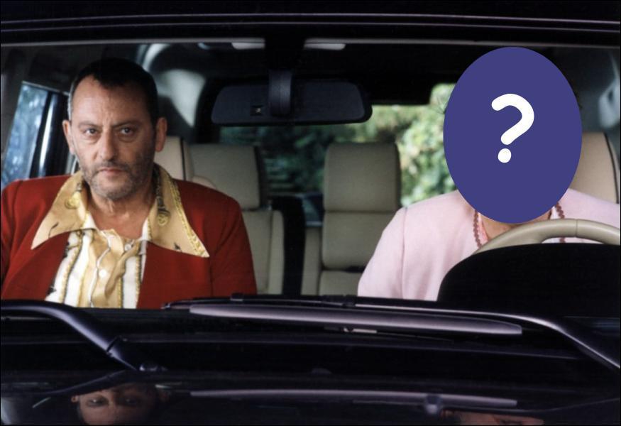 Qui est avec Jean Reno ?