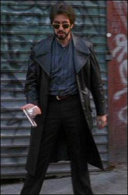 Dans quel film de De Palma Al Pacino joue-t-il un ancien baron de la drogue libéré de prison, mais rattrapé par son passé ?