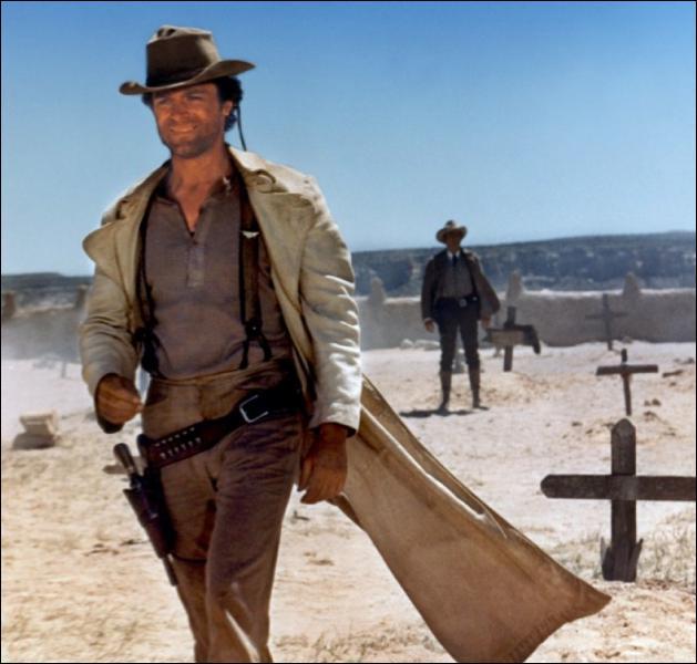 Dans quel western spaghetti Terrence Hill côtoie-t-il Henry Fonda ?