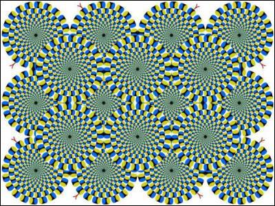 Les cercles tournent-ils ?