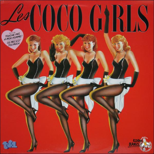 Les coco girls de ... .