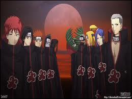 Combien de membre contient l'Akatsuki ? ( même si il sont morts )