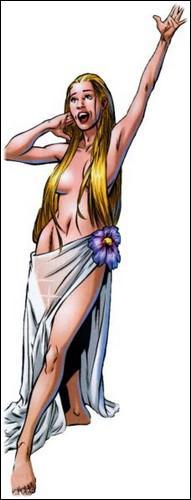 Qui est cette déesse ?