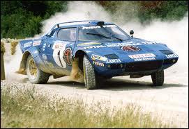 Quel était le pilote de cette voiture au rallye des 1000 pistes en 1980 ?