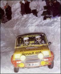 Qui pilotait ce véhicule au Monte-carlo 1978 ?