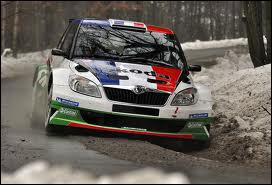 Quel était le pilote de cette voiture au Monte-Carlo 2011 ?