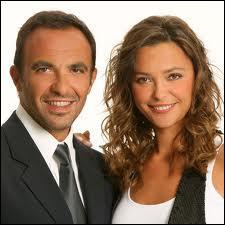 Emission ' People ' de TF1 présentée par Nikos Aliagas et Sandrine Quétier :