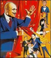 Une émission de variété animée par Jean Nohain de 1953 a 1959 :