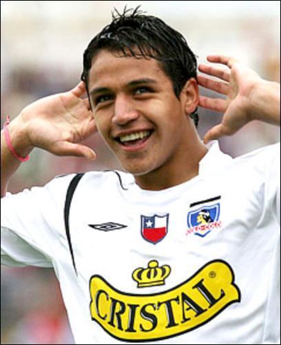 Alexis Sanchez quitte Udinez pour :