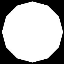 Comment s'appelle un polygone à 12 côtés ?