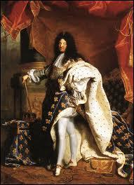 En quelle année Louis XIV est-il sacré roi de France ?