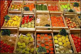 Lequel de ces aliments n'est pas un légume ?