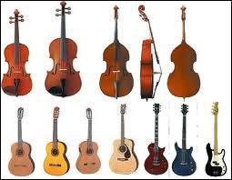 Lequel de ces instruments n'est pas un instrument à vent ?