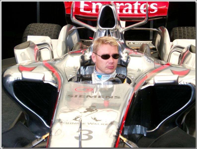 Il a participé à plus de 160 Grands Prix ... .