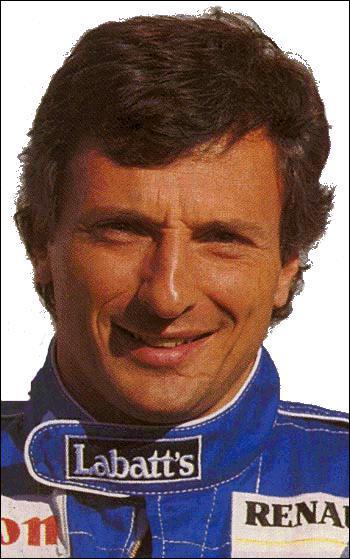 Il a participé à plus de 250 Grands Prix ... .