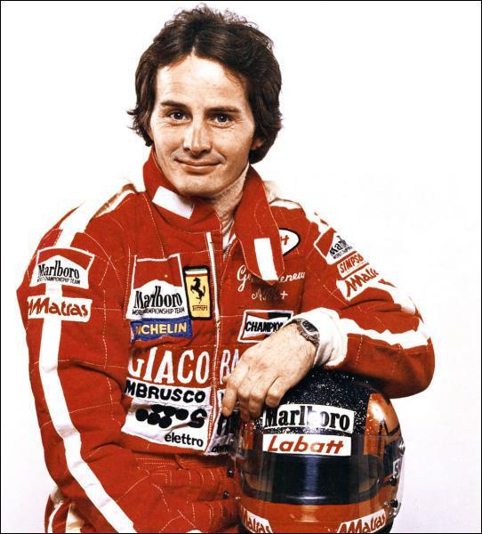 Il a participé à plus de 60 Grands Prix ... .
