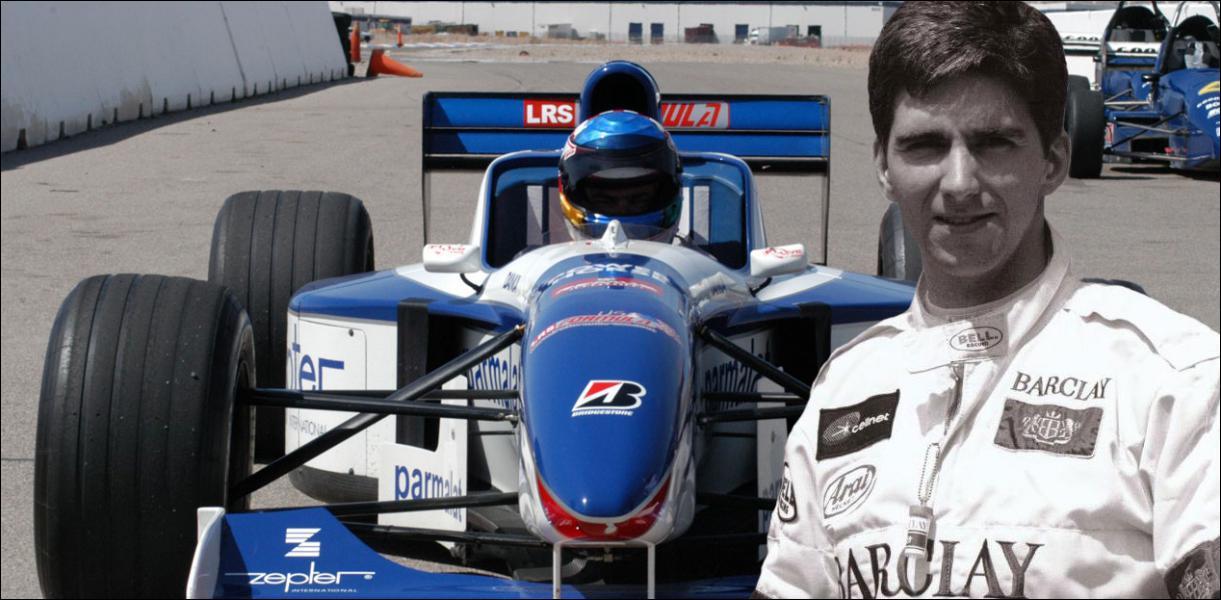 Il a participé à plus de 110 Grands Prix ... .