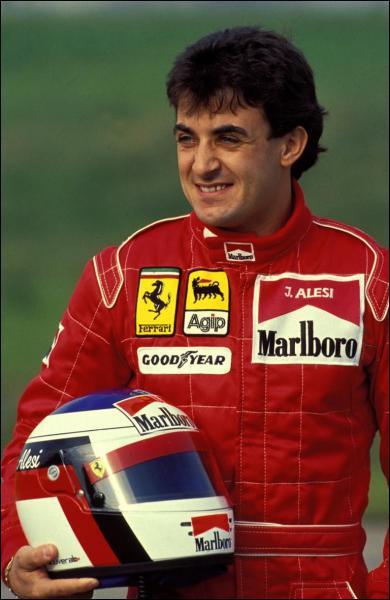 Il a participé à plus de 200 Grands Prix ... .