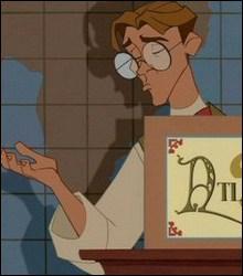 Dans ce film d'animation Disney, Michael J. Fox donne sa voix au personnage principal : Milo Thatch. Quel est le titre de ce film ?