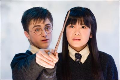 Où vont Cho et Harry le jour de la St Valentin ?