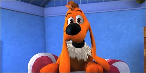 Ce chien se nomme :